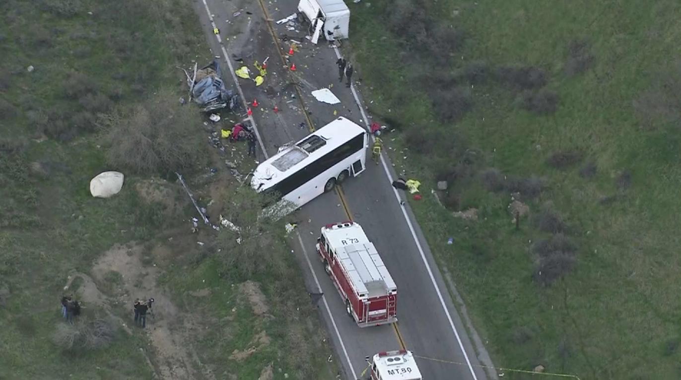 Scapadas Magica fatal CA bus crash